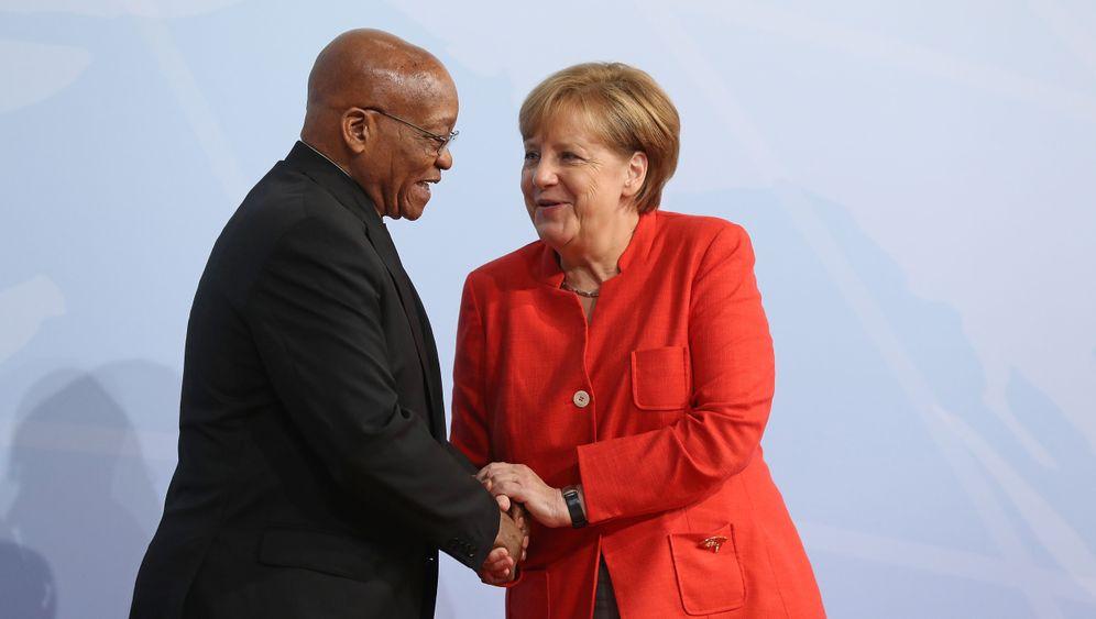 """Afrika-Vertreter in Hamburg: """"Wir haben es bei der G20 schwer"""""""