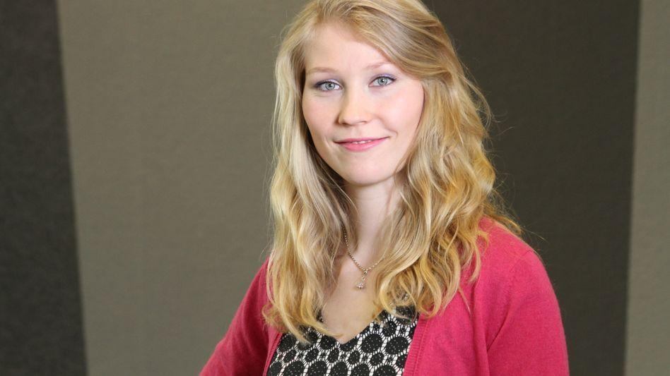 """Sonja Heikkilä: """"Es geht nicht darum, ein Auto zu haben, sondern darum, möglichst gut von A nach B zu kommen."""""""