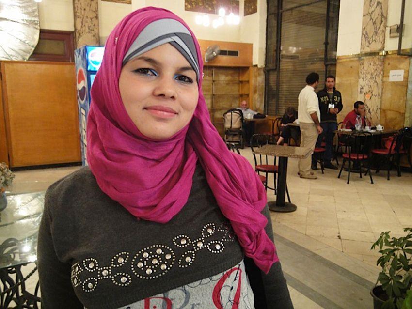 EINMALIGE VERWENDUNG Samira Ibrahim/ Uli Putz