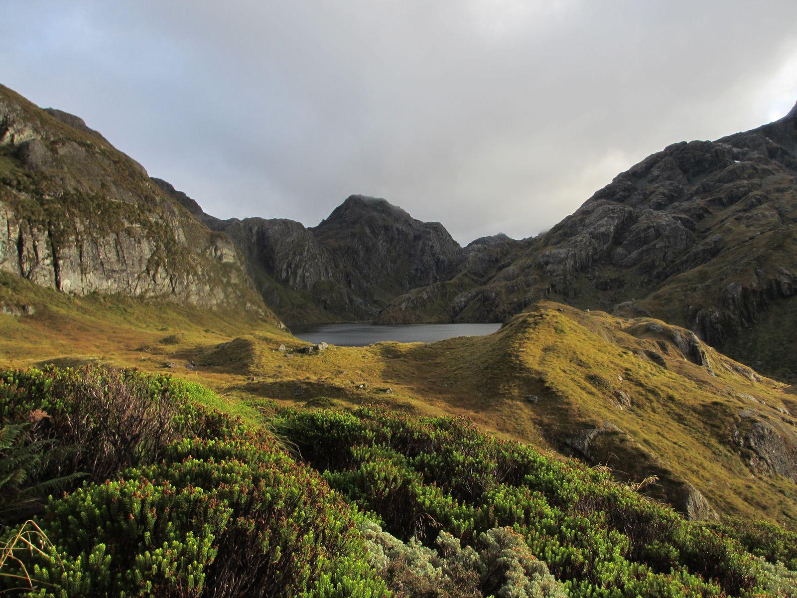 Neuseeland/ Wanderung