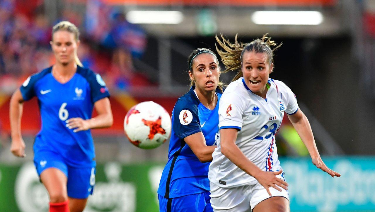 Fussball Frankreich Gegen Island