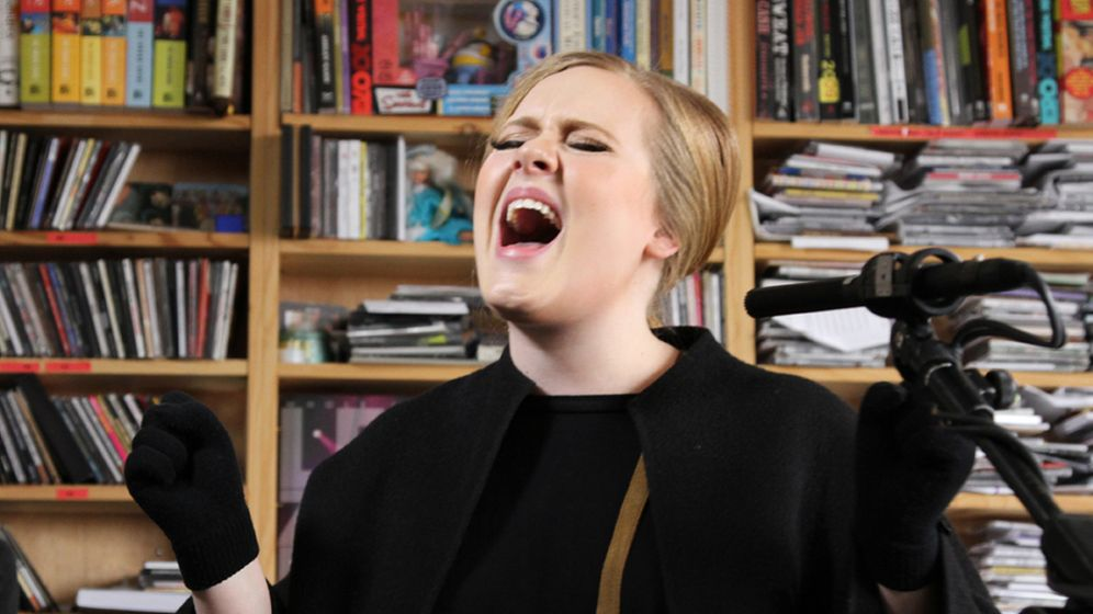 Tiny Desk Concerts: Intime Spitzen-Sessions
