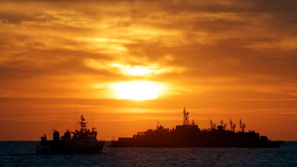 Korea-Konflikt: Eskalation im Gelben Meer