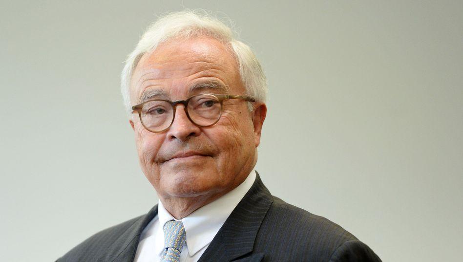 Ex-Deutsche-Bank-Chef Rolf Breue