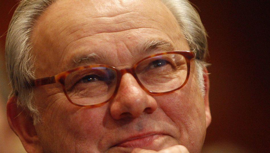 """Verleger Hubert Burda: """"nie Weltmachtträume"""" gehabt"""