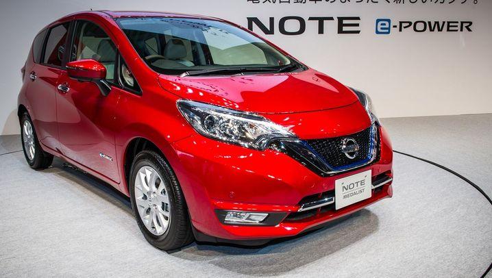 Nissan E-Power: Stromer mit Spritverbrauch
