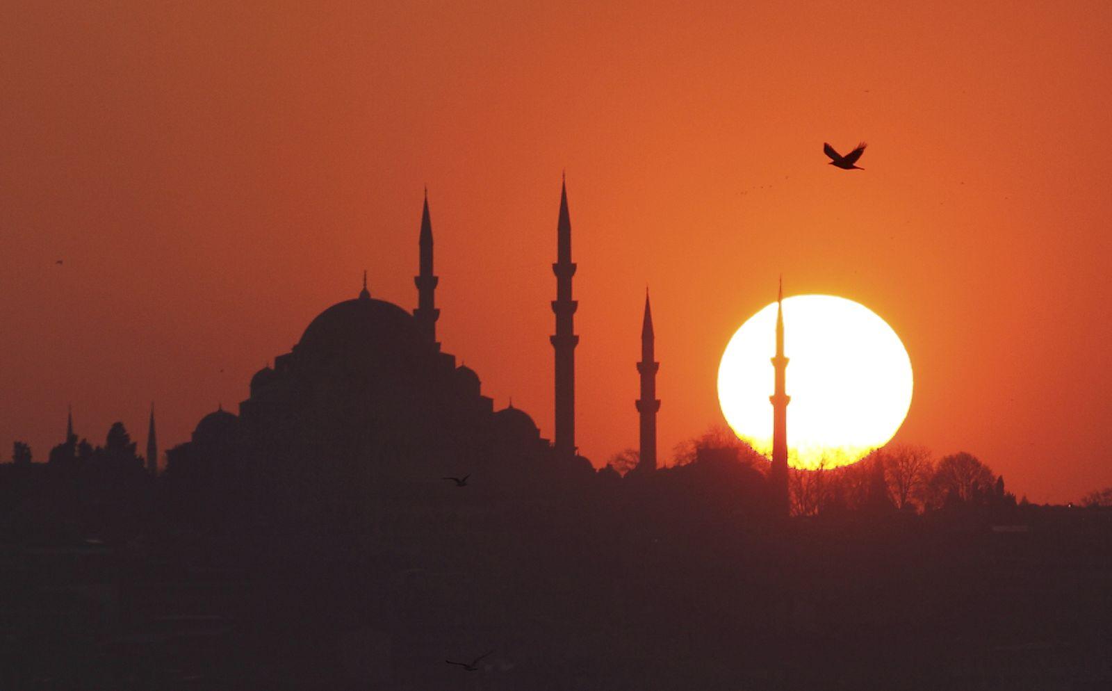 Suleymaniye-Moschee / Istanbul