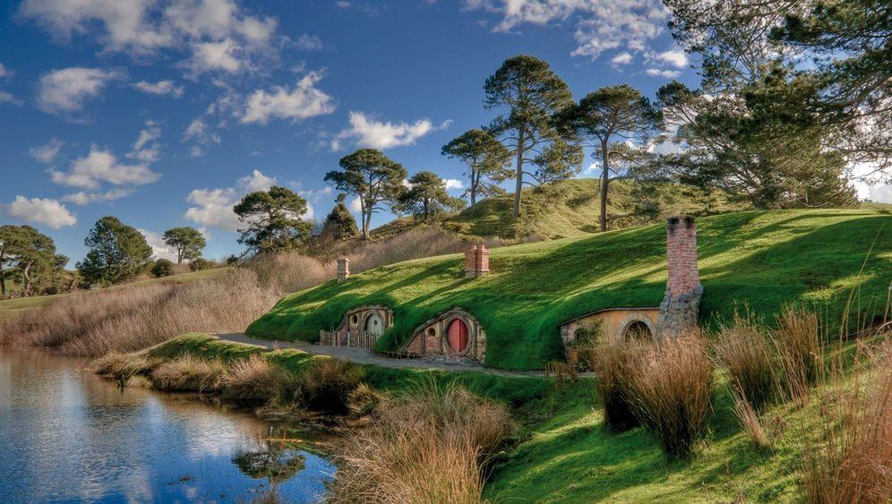 Tolkien-Drehorte in Neuseeland: Der Hobbit-Sturz