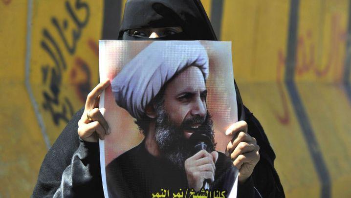 Saudi-Arabien kontra Iran: Proteste gegen die Exekution von al-Nimr