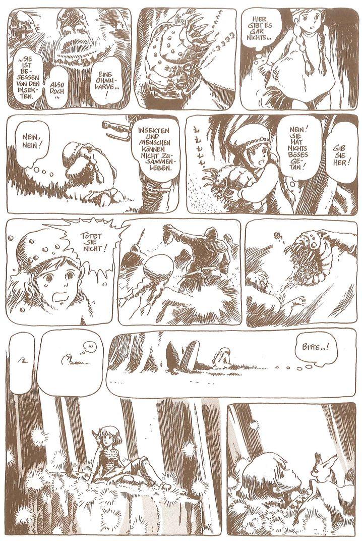 """Hayao Miyazaki: """"Nausicaä - Aus dem Tal der Winde 1"""""""