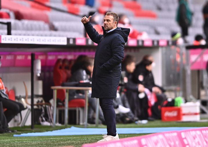 Hansi Flick only trusted the team core against Stuttgart