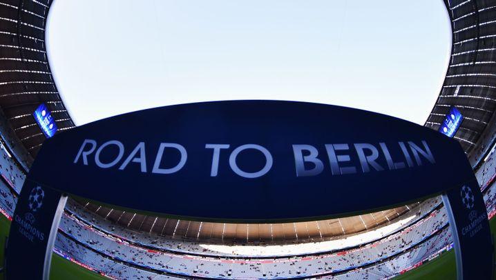 Champions League: Die Bayern überrollen den FC Porto