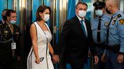 Brasiliens First Lady lässt sich in den USA impfen – und wird kritisiert