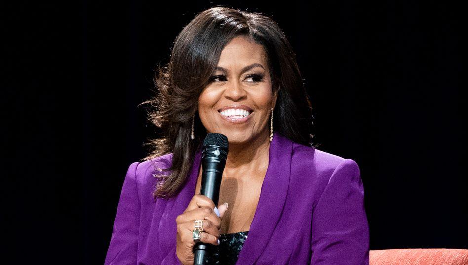 Michelle Obama (Archivbild)