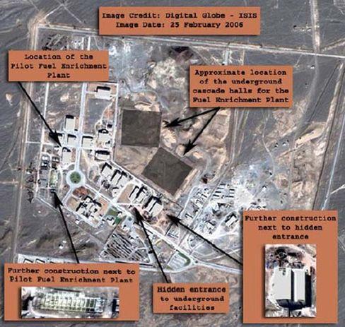 Iranische Uran-Anlage in Natans: Gerüchte über israelischen Angriff führen zu Ölpreis-Anstieg