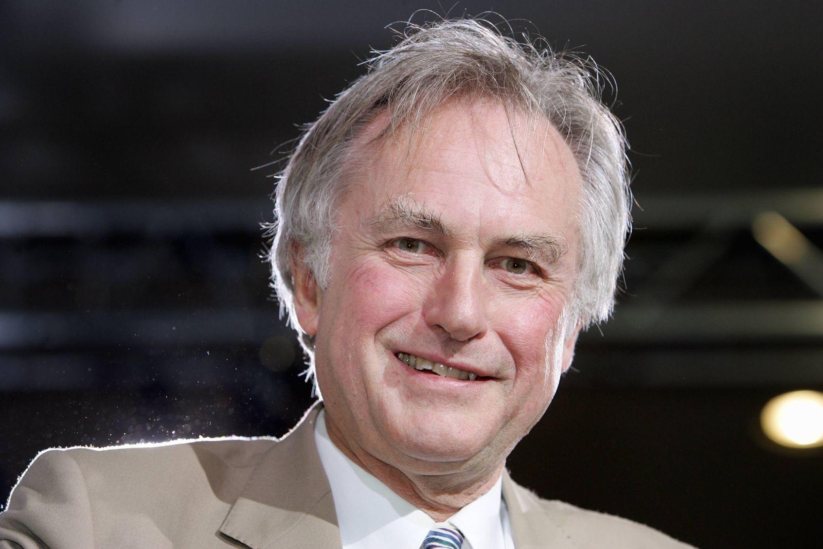 NICHT VERWENDEN Richard Dawkins - Evolutionsbiologe und Religionskritiker
