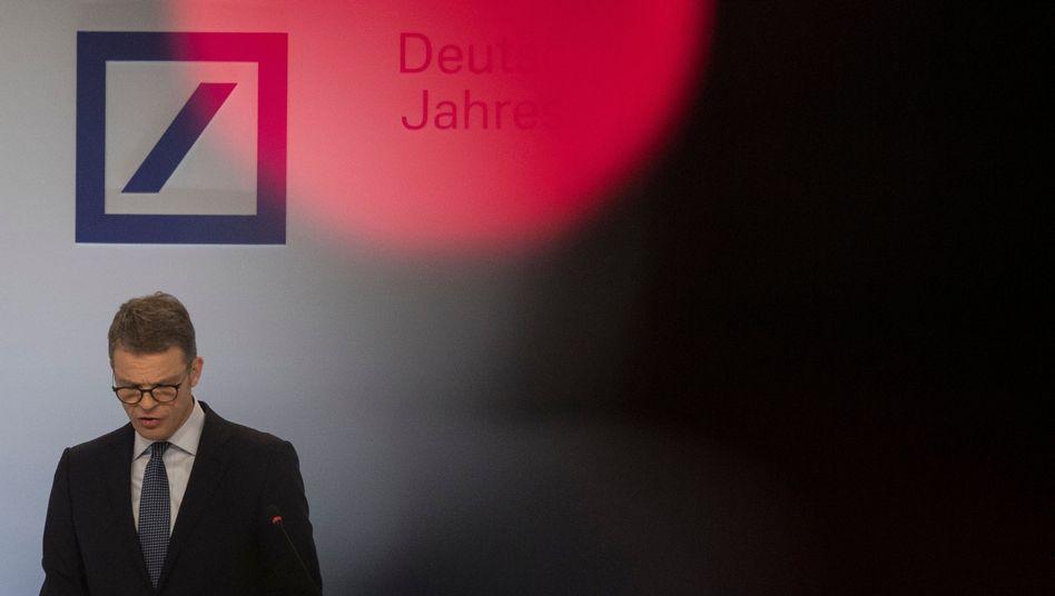 Deutsche-Bank-Vorstandschef Christian Sewing