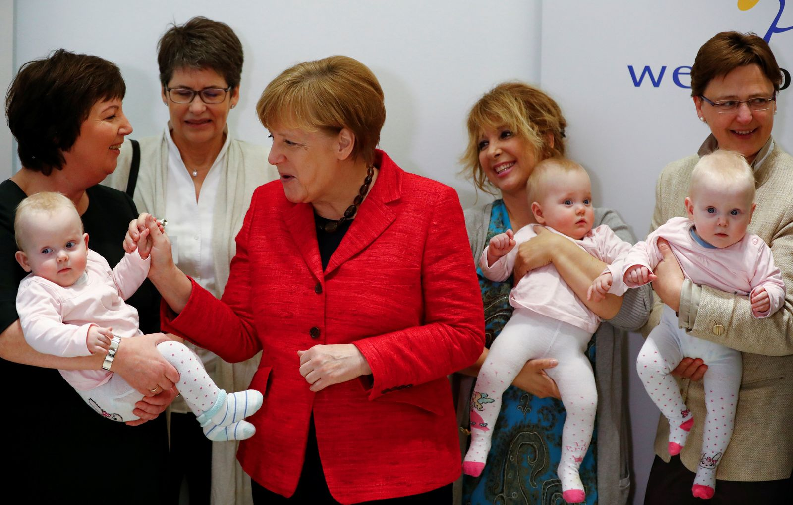 Geburten Merkel