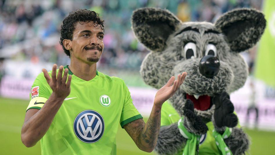 Wolfsburgs Luiz Gustavo