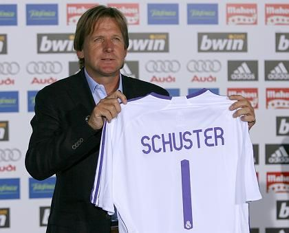 "Real-Trainer Schuster: ""Musste mich selbst freikaufen"""