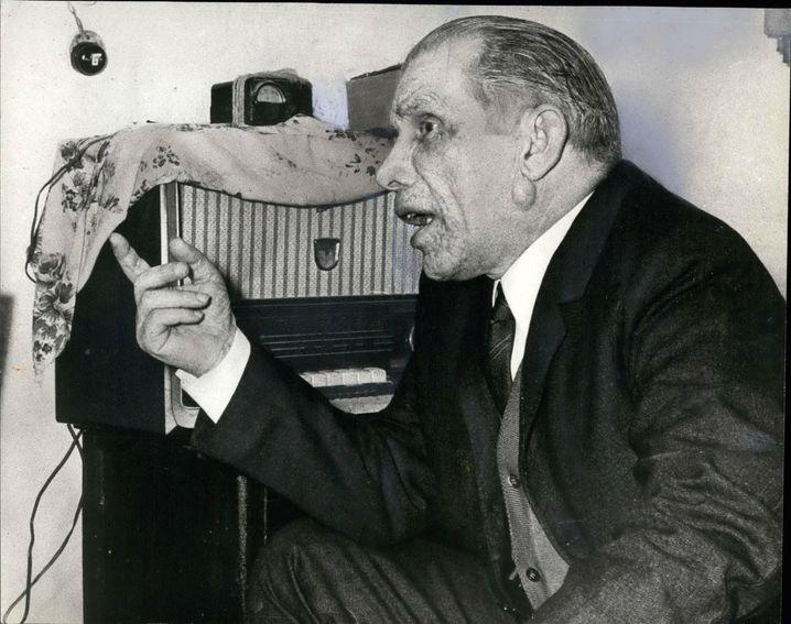 Manuel Cortés Quero 1969