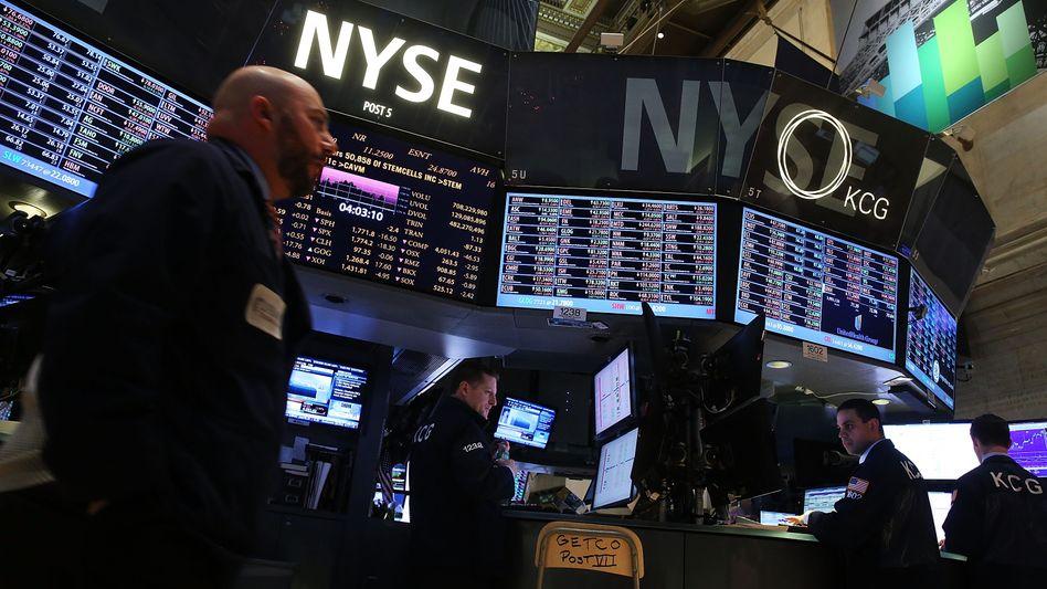 New Yorker Börse: Wer kann den jüngsten Tech-Boom verfestigen?