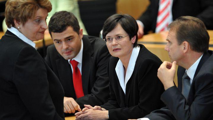Christine Lieberknecht: Hoffnung der Thüringer CDU