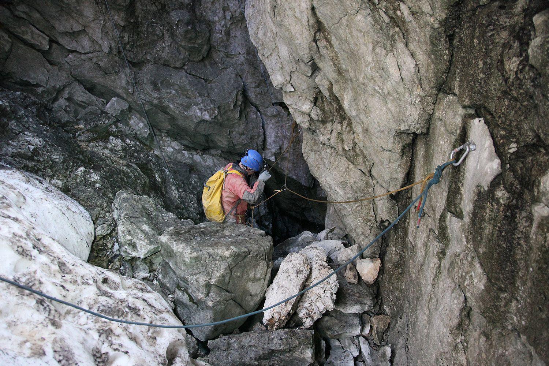 Rettungseinsatz für Höhlenforscher Riesending