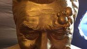 Ein Geschwür, mitten im Gesicht