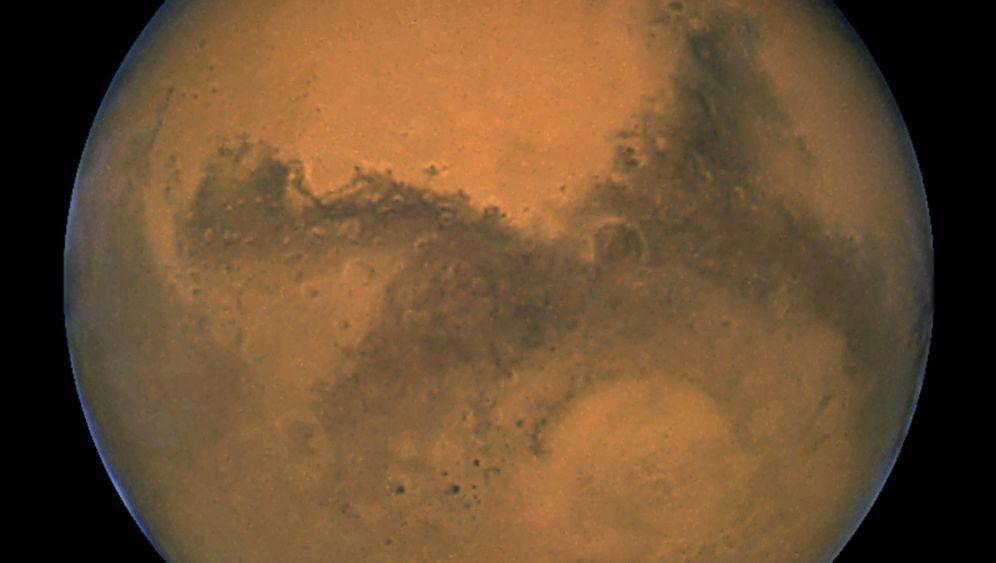 Science Fiction: Hat der Marsianer eine Chance zu überleben?