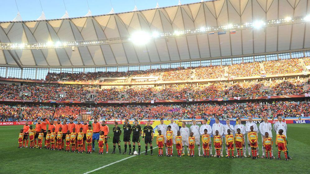 Niederlande gegen Slowakei: Robben und Sneijder lassen Oranje jubeln