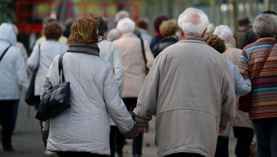 Senioren: Nutznießer sind die, die am wenigsten darauf angewiesen sind