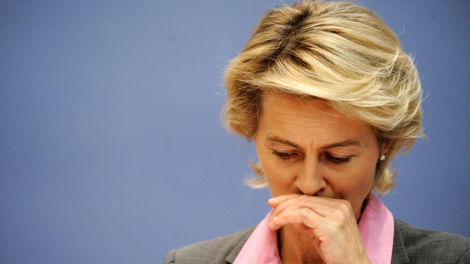 Ursula von der Leyen: Trickserei-Vorwürfe gegen die Ministerin