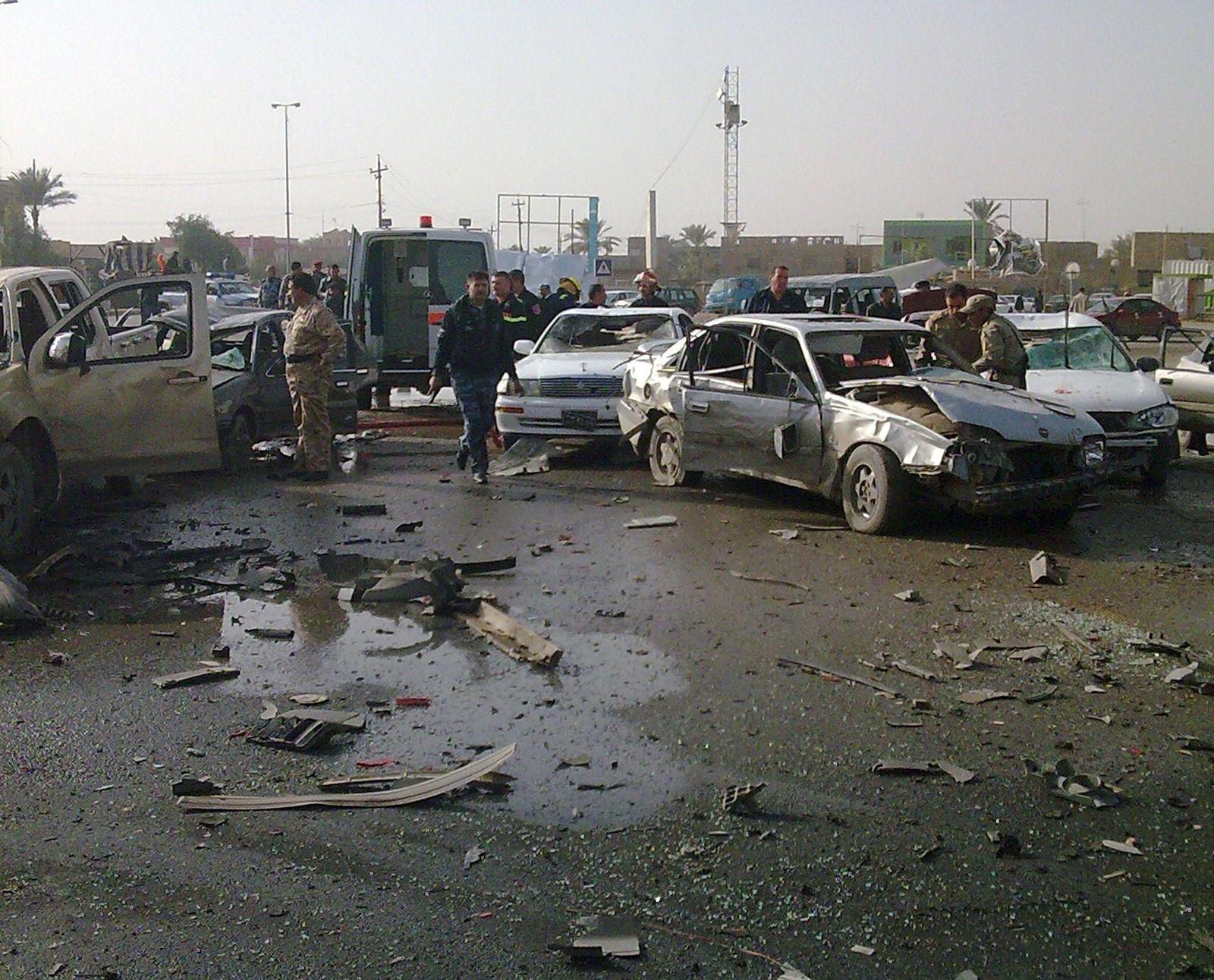 Attentat Ramadi