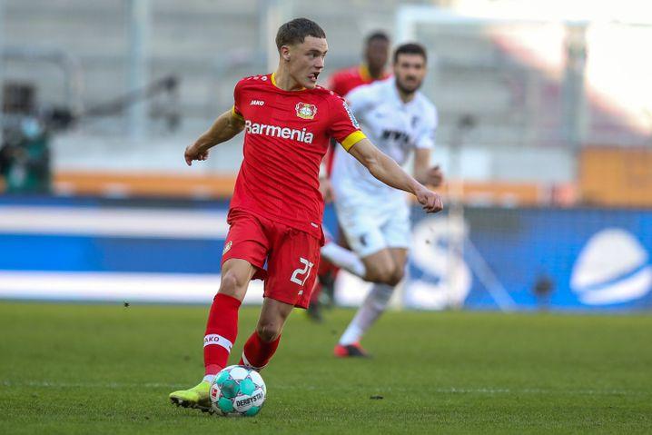 Florian Wirtz von Bayer Leverkusen
