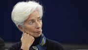 Lagarde lobt, Kurz bremst