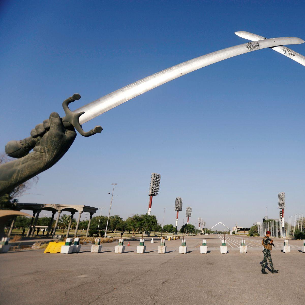 Irak: Raketen in der Grünen Zone von Bagdad eingeschlagen