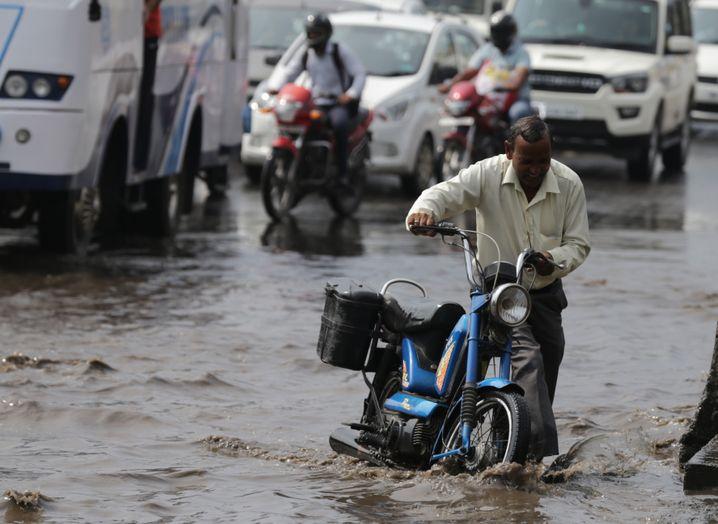 Katastrophale Zustände im Norden Indiens