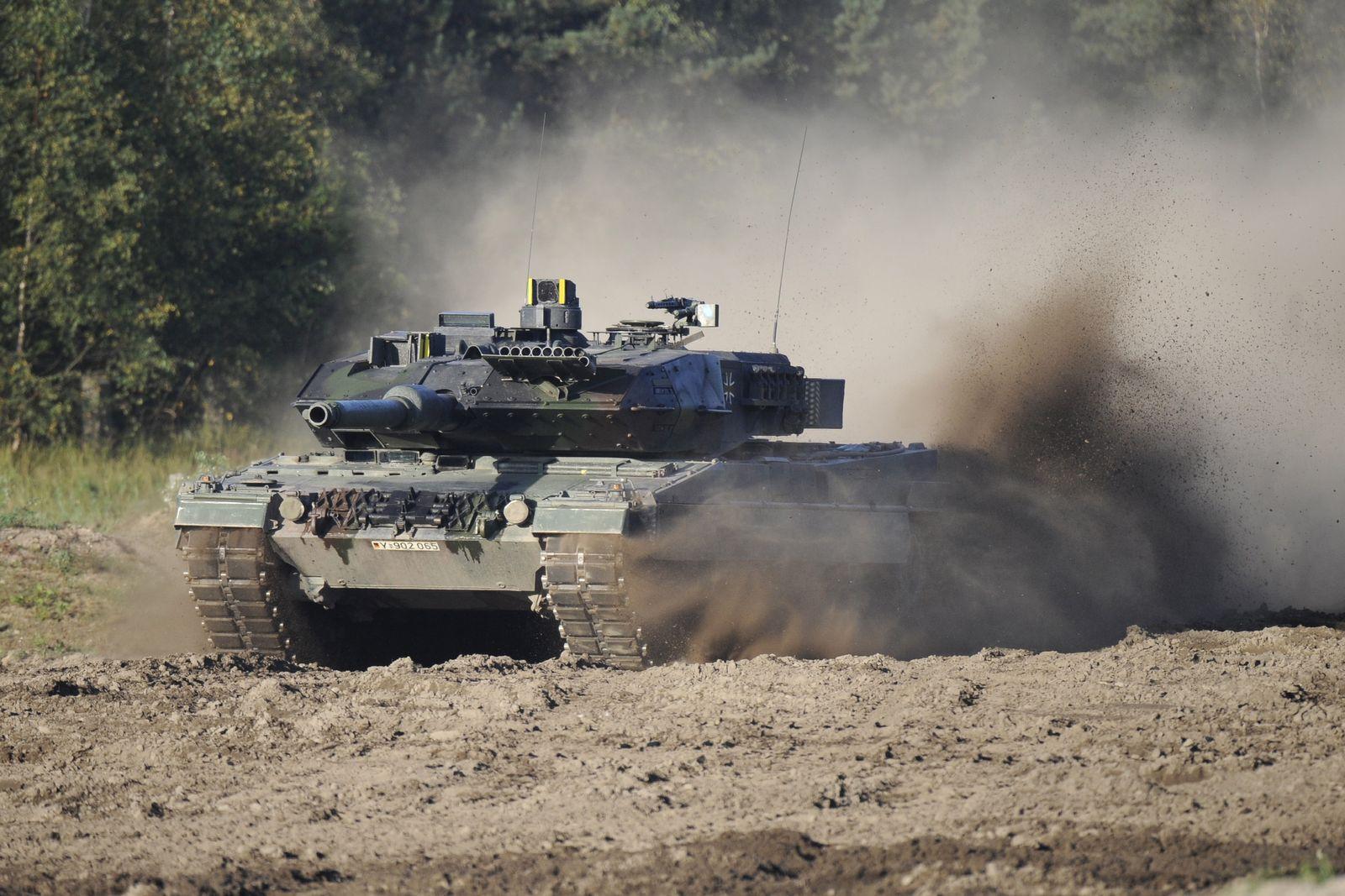 NICHT VERWENDEN Leopard-2