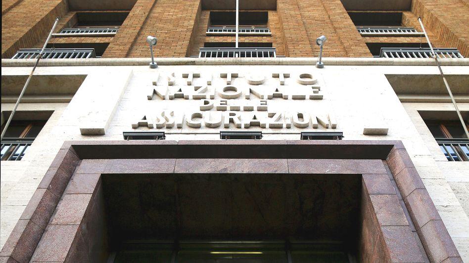 Generali-Büro in Mailand