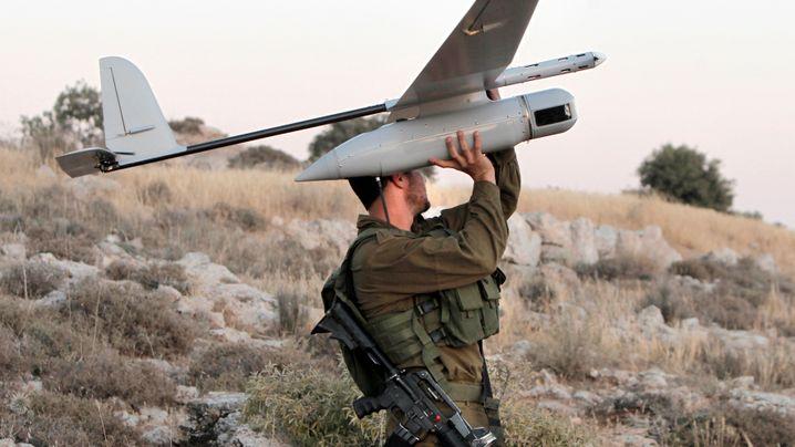 Gazastreifen: Umgeben von den Augen und Ohren Israels
