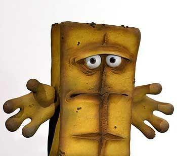 Kultfigur Bernd das Brot: Von dem dürfen Sie sich gern eine Scheibe abschneiden
