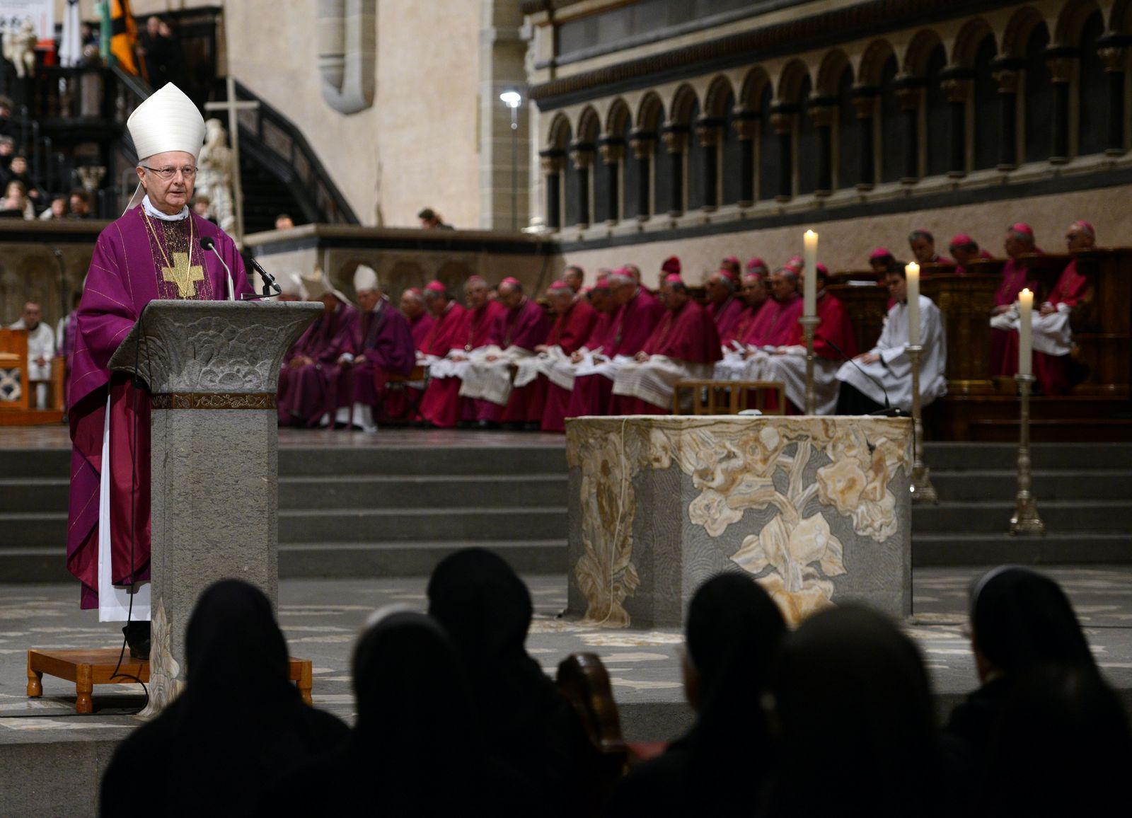 NICHT VERWENDEN Trier/ Bischofskonferenz