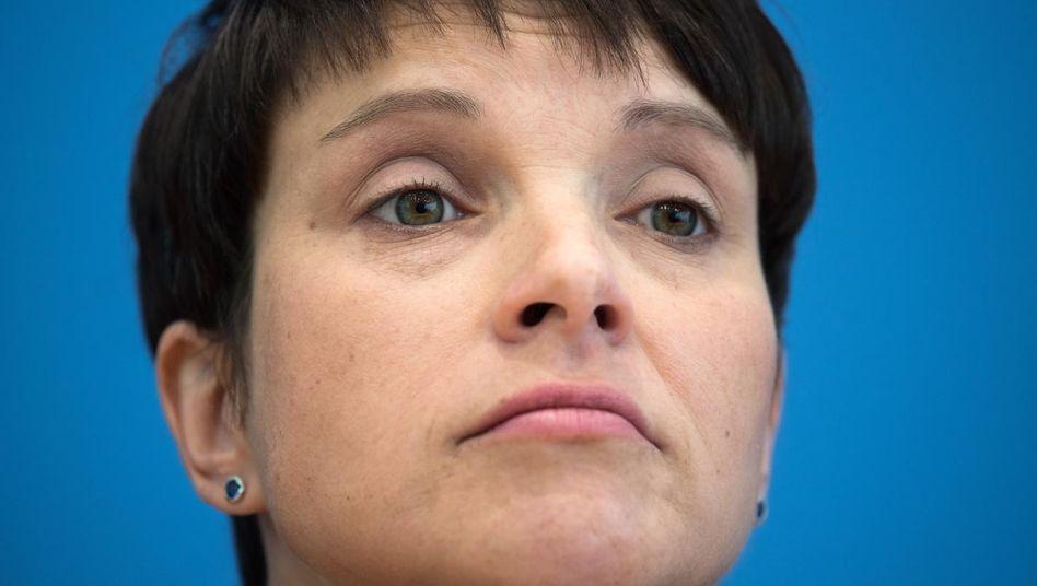 Frauke Petry (Archivaufnahme)