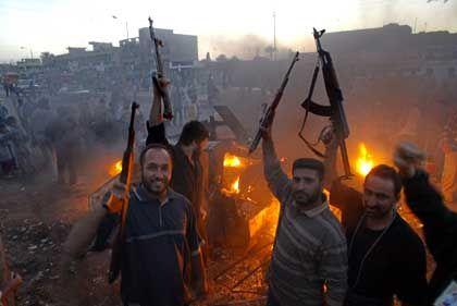 Bagdad: Aufstand im Armenviertel