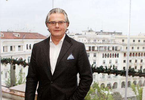 """Yiannis Aslanis in Thessaloniki: """"Wir versuchen, für die Zukunft zu planen"""""""