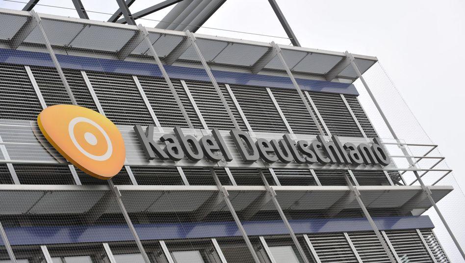 Zentrale von Kabel Deutschland: Drosselung ab 60 Gigabyte pro Tag