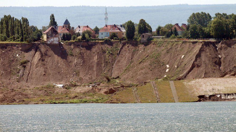 Chronologie einer Katastrophe: Erdlawine mit fatalen Folgen