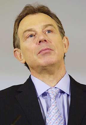 Tony Blair: No comment