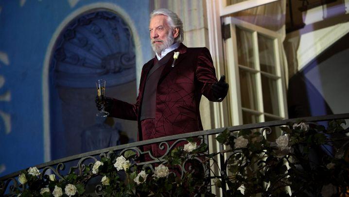"""Hunger Games - Mockingjay Part 1"": Der Tribun von Panem"
